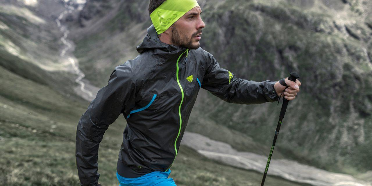 La veste Alpine Running de Dynafit : Shakedry GTX