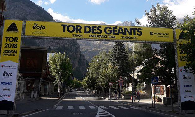 TOR des Géants avec le récit de Georges Gaspard