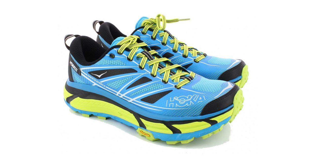 Test de la chaussure de trail Mafate Speed 2 Hoka