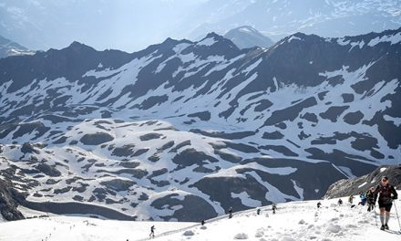 Odlo High Trail Vanoise : Plus haut, Plus fort, Plus rapide !