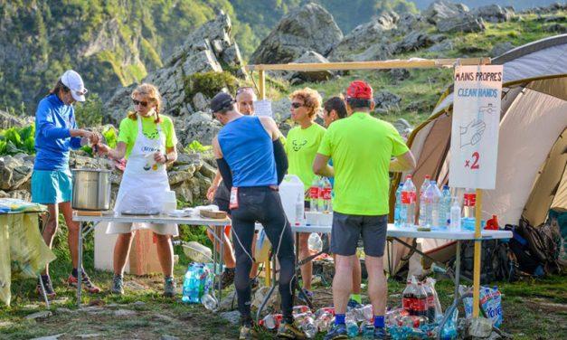 Course de Trail: les différents bénévoles qui assistent à l'évènement