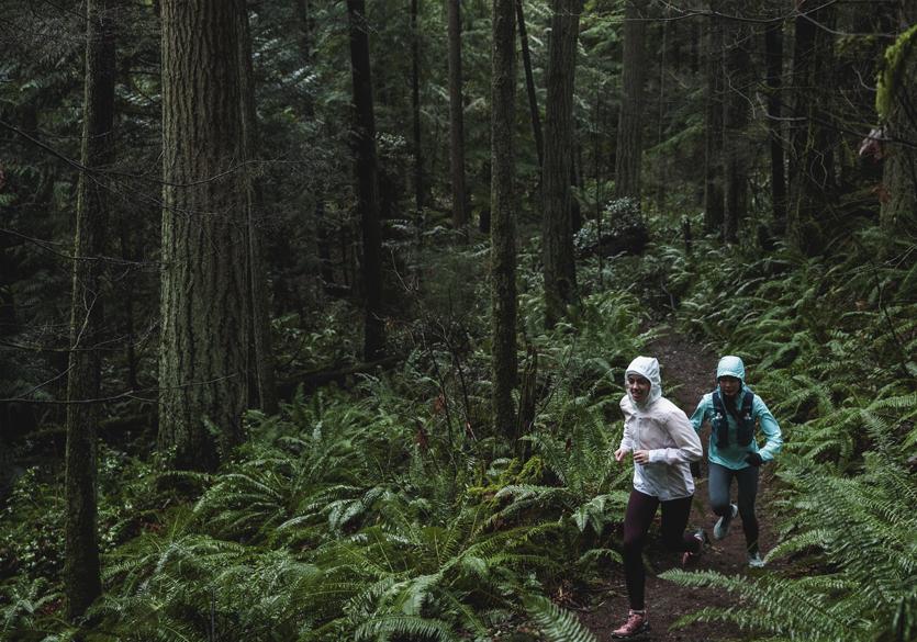 Courir sous la pluie : 5 conseils indispensables